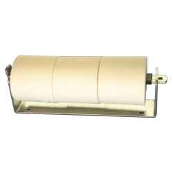 Non Shrouded Bar Style Toilet Paper Dispenser