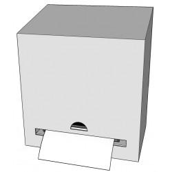 AA-PTD-AD-8 Heavy Duty Stainless Steel Paper Towel Dispenser