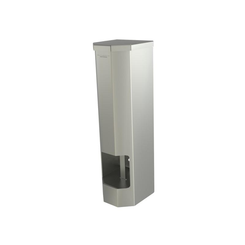 vandal resistant four roll vertical toilet paper holder. Black Bedroom Furniture Sets. Home Design Ideas