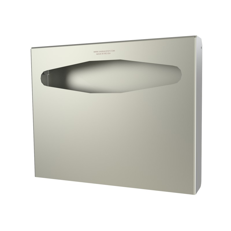Vandal Resistant Toilet Seat Cover Dispenser