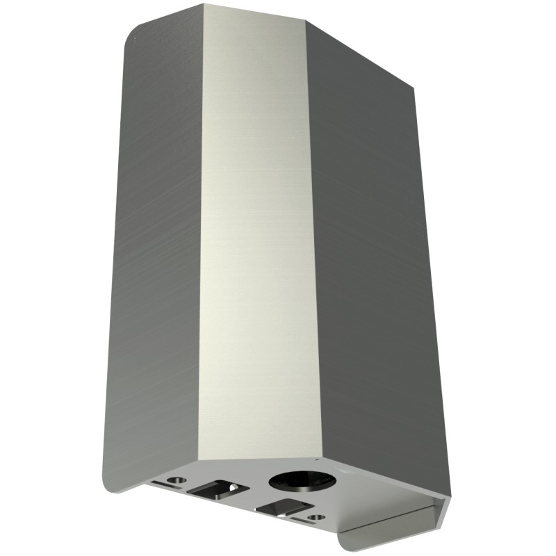 Vandal Resistant Sloped Automatic Foaming Soap Dispenser