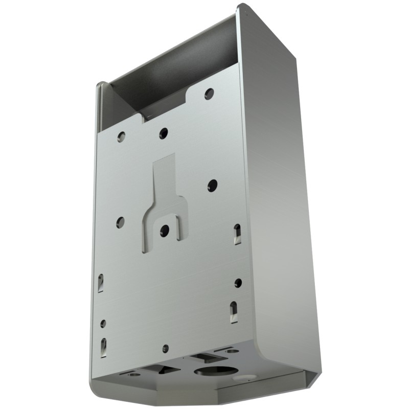 Best Automatic Hand Soap Dispenser ~ Vandal resistant sloped automatic foaming soap dispenser