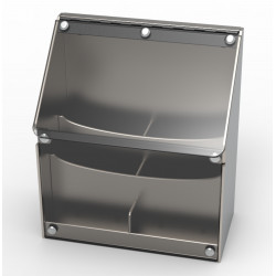 Heavy Duty Stainless Steel Map Holder