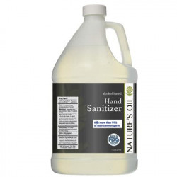 1 Gallon Liquid Hand Sanitizer