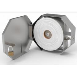 Vandal Resistant Jumbo Roll Toilet Paper Dispenser