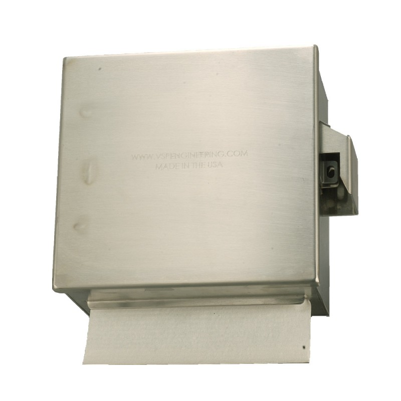 vandal resistant narrow paper towel dispenser - Paper Towel Dispenser