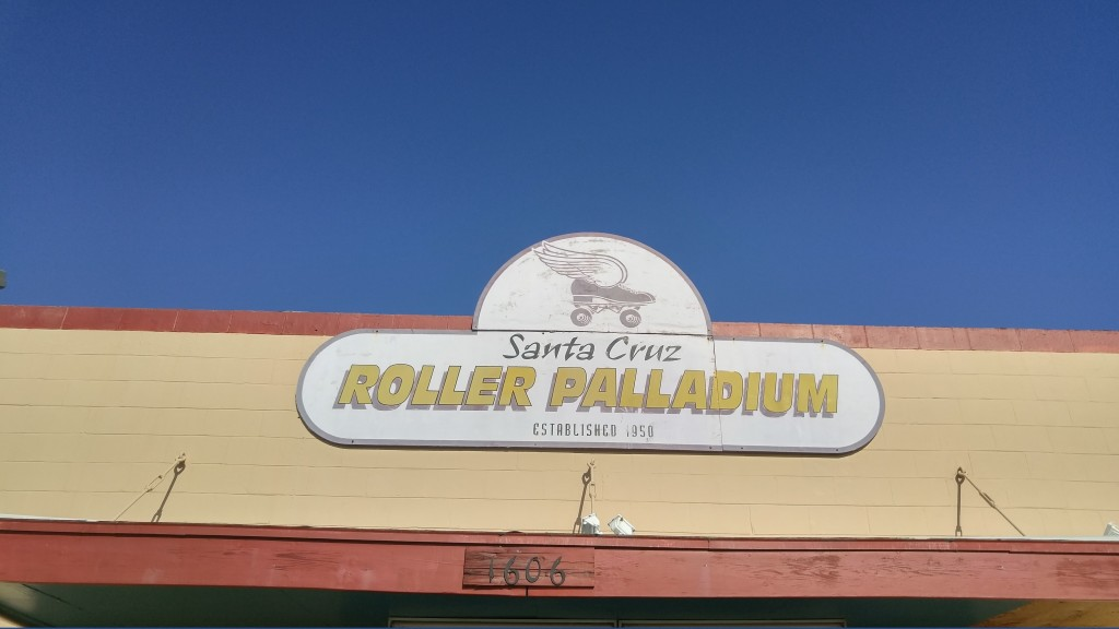 Santa Cruz Roller Palladium Santa Cruz California